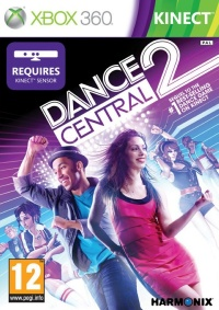 X360 Dance Central 2 - Kinect exclusive