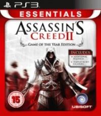 PS3 Assassins Creed 2 GOTY Essentials
