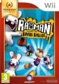 Wii Rayman Raving Rabbids Nintendo Selects