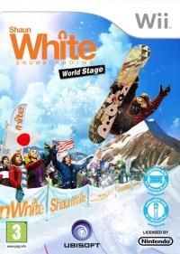Wii Shaun White Snowboarding World Stage