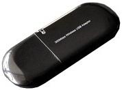 USB WiFi-N adaptér pro přehrávače s Realtek čipem