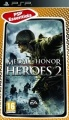 PSP Medal of Honor Heroes 2 Essentials