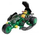 TMNT Želvy Ninja - Stealth Bike s figurkou