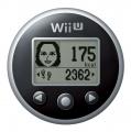 Wii U Fitmeter Black
