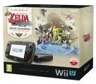 Wii U Premium + Legend of Zelda: WW Limited Ed.