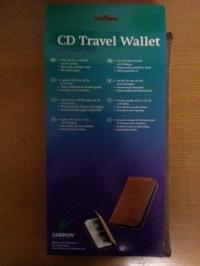 300564 Jazz, 48 CD/DVD, hnědé pouzdro