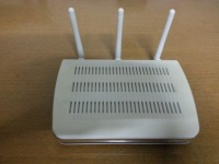 Wireless N broadband router