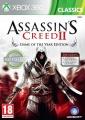 X360 Assassins Creed 2 GOTY Classics