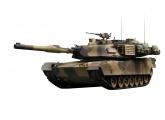 R/C Tank Airsoft US M1A2 Abrams NTC