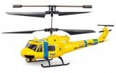 Helikoptéra Fleg RESCUE Huey GYRO s figurkami