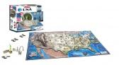 4D Puzzle - USA