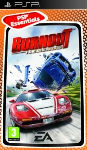 PSP Burnout Legends Essentials