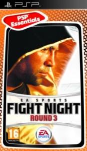 PSP Fight Night Round 3 Essentials