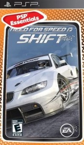 PSP Need For Speed Shift Essentials