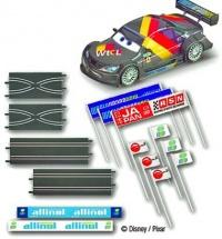 GO - 61654 Disney Cars 2 rozšíření Max Schnell
