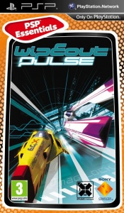 PSP Wipeout Pulse