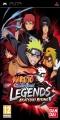 PSP Naruto Shippuden: Legends Akatsuki Rising