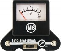 M6 (6SCM6) Analogový měřič III