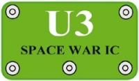U3 (6SCU3) Integrovaný obvod Hvězdné války