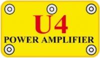 U4 (6SCU4) Integrovaný obvod Zesilovač