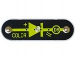 D8 (6SCD8) LED Dioda, svítící barevně