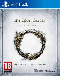 PS4 The Elder Scrolls Online: Tamriel Unlimited