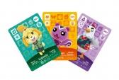 3DS Animal Crossing: Happy Home Designer Card 3set