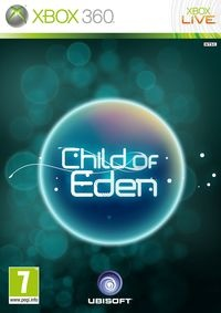 X360 Child of Eden - Kinect compatible