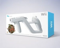 Wii Wii Zapper + Link's Crossbow Training