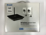 Mini NVR 2x720P IP CAM IR
