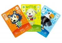 3DS Animal Crossing: Happy Home D. Card 3set Vol.3
