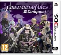 3DS Fire Emblem Fates: Conquest