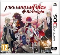 3DS Fire Emblem Fates: Birthright