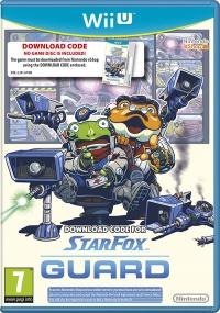 WiiU Star Fox Guard (Download card only)