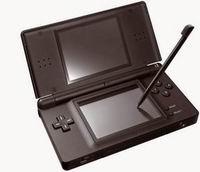NDS konzole Nintendo DS Lite Black