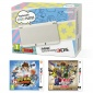 New Nintendo 3DS White+YO-KAI WATCH+Hyrule Warrior