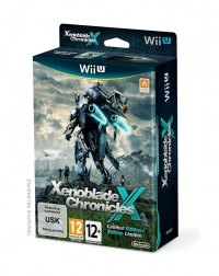WiiU Xenoblade Chronicles X Limited Edition Pack