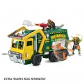 TMNT Želvy Ninja MOVIE - Auto Tactical truck