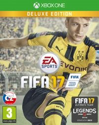 XONE FIFA 17 Deluxe Edition