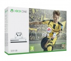 XONE S 500GB White + FIFA 17 + 1M EA Access