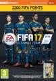 PC FIFA 17 2200 FUT POINTS