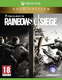 XONE Tom Clancy's Rainbow Six: Siege Gold Edition