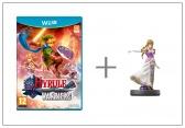 WiiU Hyrule Warriors + amiibo Smash Zelda 13