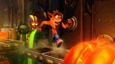 PS4 Crash Bandicoot N.Sane Trilogy