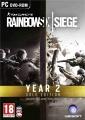 PC Tom Clancy's Rainbow Six: Siege Gold Season 2