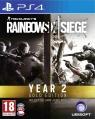 PS4 Tom Clancy's Rainbow Six: Siege Gold Season 2
