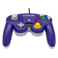 GC Controller Clear Purple