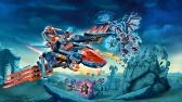 LEGO Nexo Knights 70351 Clayův letoun Falcon Fight