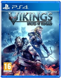 PS4 Vikings - Wolves of Midgard