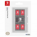 Game Card Case 24 for Nintendo Switch (Clear)